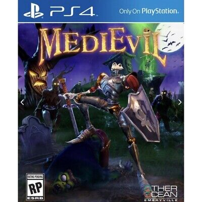 Medievil para PLAYSTATION 4 PS4 Nuevo