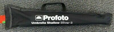 Profoto Umbrella Shallow Silver Small - EXCELLENT CONDITION