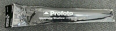 Profoto Umbrella Shallow Silver Medium - ORIGINAL PACKAGING