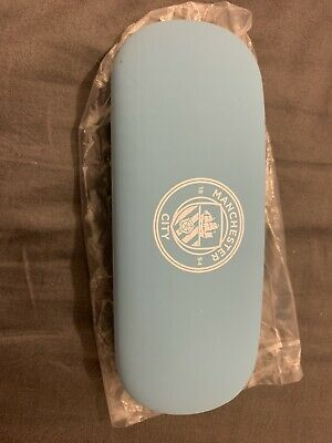 Manchester City Football Club Hard Glasses Spectacle Case