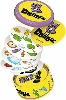 Asmodee ASMDOBB01EN Dobble Card Game