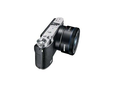 Samsung NX3000 with 16-50mm Power Zoom lens and Flash, w/extra lens