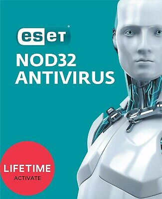 ESET NOD32 Antivirus 2020 latest version  ✅ lifetime activation 🔥