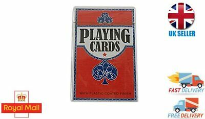 Professional Plastic Coated Playing Cards 1 Set