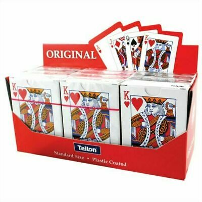 Professional Tallon Plastic Coated Playing Cards 1 Set