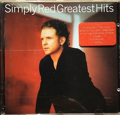 Simply Red - Greatest Hits - 15 Great Tracks