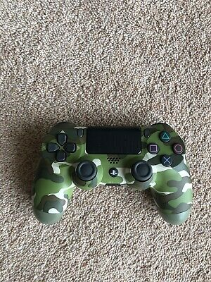 Sony Official Dualshock 4 Controller ( Camouflage ) (PS4)