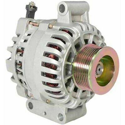 New Ford Truck Diesel High Output Alternator 200 Amp