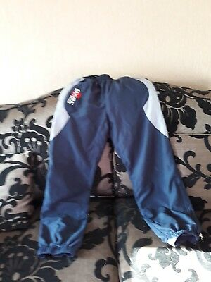 Girls Samurai Jogging Pants Size Xs