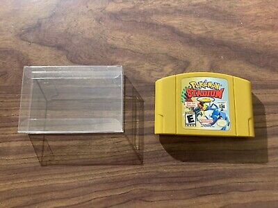Pokemon Stadium 2 (Nintendo 64, N64) Authentic Game -- Not For Resale / NFR