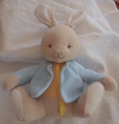 Peter Rabbit plush toy, approx 23 cm