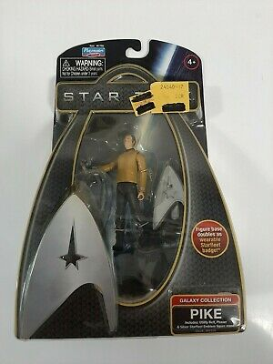 2009 Playmates Toys Star Trek Galaxy Collection 4inch Figure - Pike