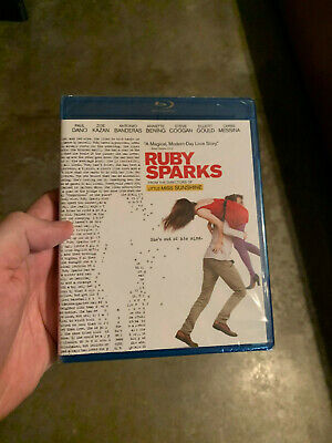 Ruby Sparks (Blu-ray Disc) NEW! Paul Dano, Elliott Gould - Rare OOP SOLD OUT BLU