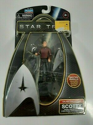 2009 Playmates Toys Star Trek Galaxy Collection 4inch Figure - Scotty