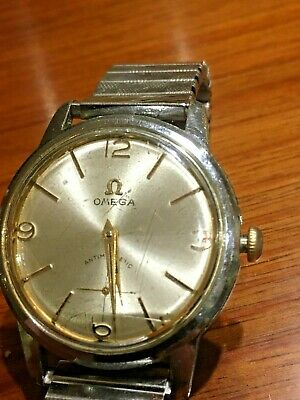 Vintage Omega Wrist Watch. Sub Second hand. 17 Jewel. Circa 1950. Running OK