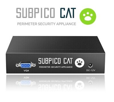 Subpico CAT Ultimate Security Protection
