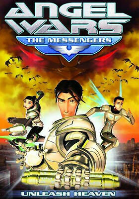 Angel Wars Movie - The Messengers: Unleash Heaven (DVD, 2009) - Disc Only