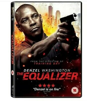 The Equalizer  NEW SEALED DVD
