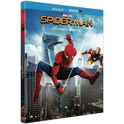 Blu-ray Neuf - Spider-Man: Homecoming