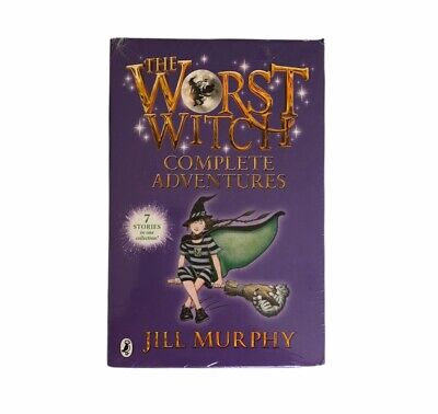 The Worst Witch Complete Adventures Childrens 7 Book Box Set by Jill Murphy