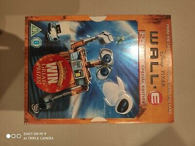 Wall-E (2-Disc Special Edition) [DVD] 2 DVD