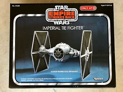 Star Wars Empire Strikes Back Imperial Tie Fighter Target Exclusive Nib New