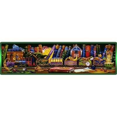 Book Dragon's Train cross stitch chart a
