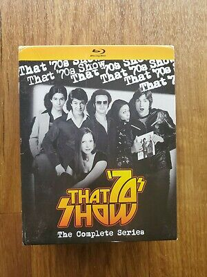 That '70s Show: The Complete Series (Blu-Ray Edition, 16 Disc Set)