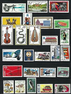 Collection of Topical Stamps from Germany (DDR)  ..........93n..........# 0301