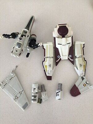 Star Wars - Transformers Clone troopers - 2010 Parts