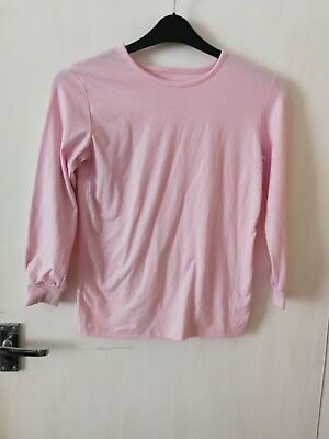 Girls Age 11 - 12 Years Pink Top Crane
