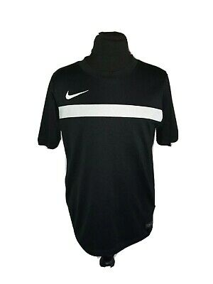 Boy NIKE Dri-Fit Football T Shirt Age 10-12 Years