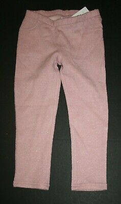 New Carter/'s Girls Black Jeggings Glitter Pants NWT 2T 6X 7 Sparkle Holiday