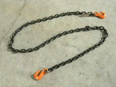 CM Herc-Alloy Chain Sling 10 Ft. x 3/8 In. 8800 lb. Load Capacity