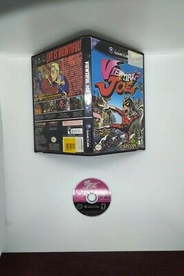 Viewtiful Joe, Nintendo Gamecube, (Game and Case)