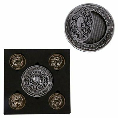 John Wick: Chapter 2 Blood Oath Marker and Continental Coin Prop Replica Set