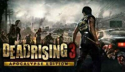 Dead Rising 3 Apocalypse Edition [PC] Steam Download Key - INSTANT!