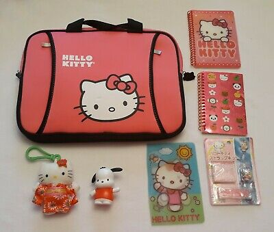 Hello Kitty Lot - Tablet Case, Keychain, Toy, Stationary - Sanrio