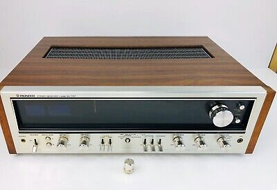 Pioneer SX-737 AM/FM Vintage Stereo Receiver