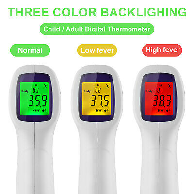 Thermometer Non-Contact IR Infrared Digital Termometer Forehead Body Baby Adult