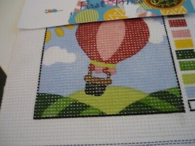 """Ballooning""  - Kids - Tapestry Canvas"