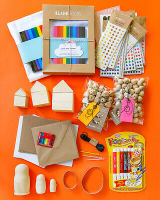 EASTER BOREDOM BUSTERS PACK - Craft, art & cookie making fun (Limited Quantity)