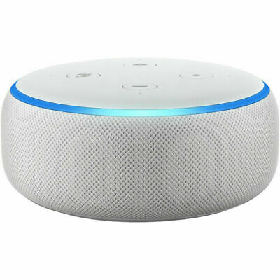 Amazon Echo Dot (3rd Gen) Smart Speaker - Sandstone Fabric - BRAND NEW