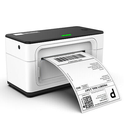 US MUNBYN Thermal Label Printer 4x6, USB Thermal Barcode 4×6 Shipping Labeling