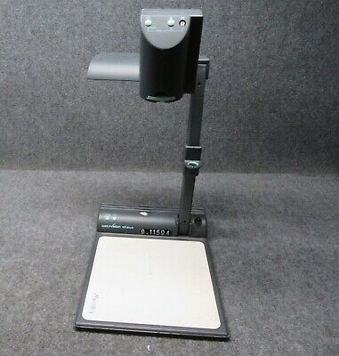 WolfVision VZ-8 Light Document Camera Visualizer Overhead Projector *Working*
