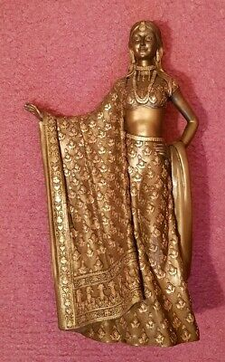 Asian Bride Statue By Past Times