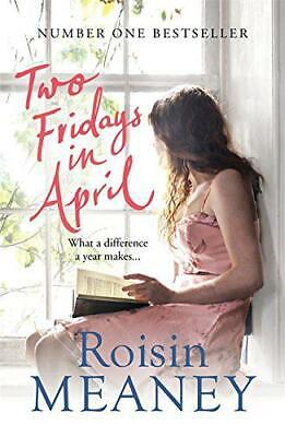 Two Fridays in April by Meaney, Roisin, Paperback Used Book, Good, FREE & FAST D