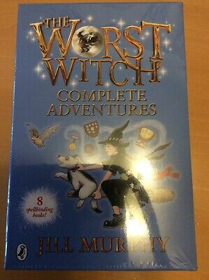 The Worst Witch Collection - 8 Books