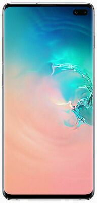 Samsung Galaxy S10+ Plus SM-G975U 1TB (1024 GB) Ceramic White GSM Unlocked Phone