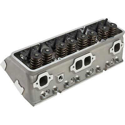 Aluminum GM 3782461 Chevy 327 SBC Camel Back/Double Hump Cylinder Head Assembled